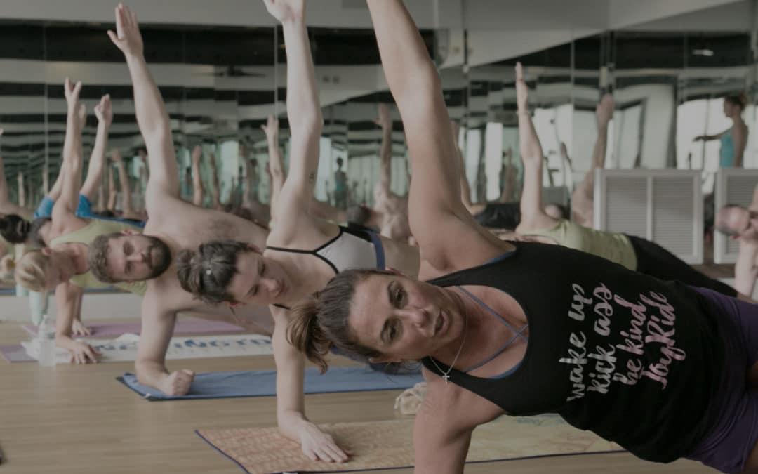 Pilates HIIT Cardio 60 Live Streaming